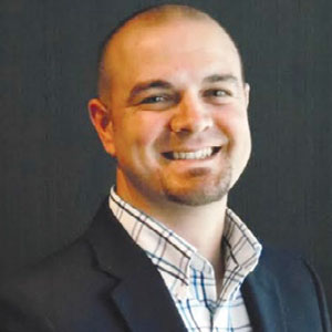 Garret Richardson, VP, Infoplus Commerce