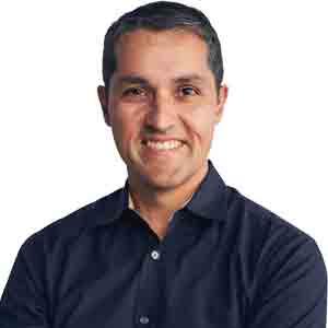 Sean O'Malley, CEO, BlueX