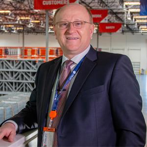 Zsigmond Balla, President and CEO, Ziglift Material Handling