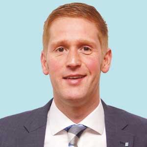 Carl Bryan, Managing Director, WAGNER UK, WAGNER Group
