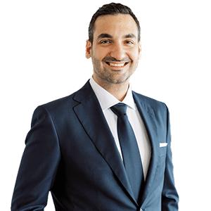 Andreas Laskaratos, Co-Founder and Managing Director, Tradeline