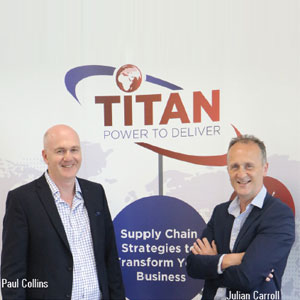 Titan Solutions: Holistically Simplifying Freight Management