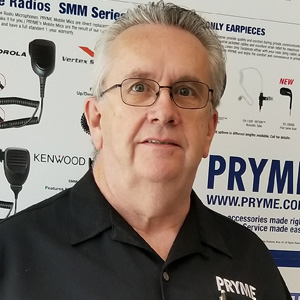 Dave George, Chief Technologist and President, Pryme Radio