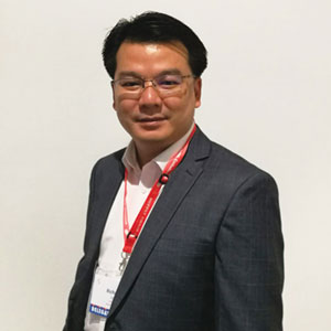 Richard Goh, Managing Director, Infolog