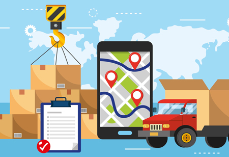 3 Emerging Technology Trends in the Logistics Sector