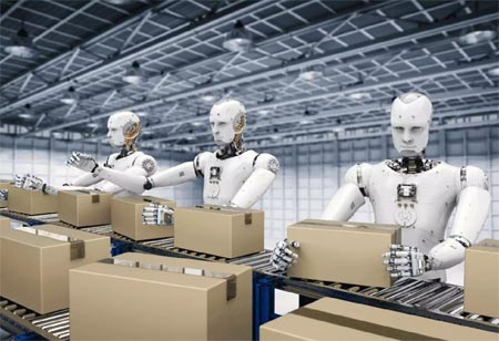Here is How Robotics is Changing Logistics Sector
