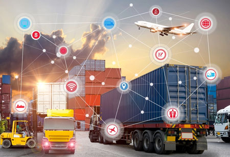 What Role Does IoT Play in the Logistics and Transportation Sector