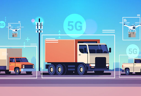Is 5G the Future of Logistics Transportation?