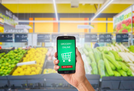 How Online Grocery Stores Can Fulfill Orders