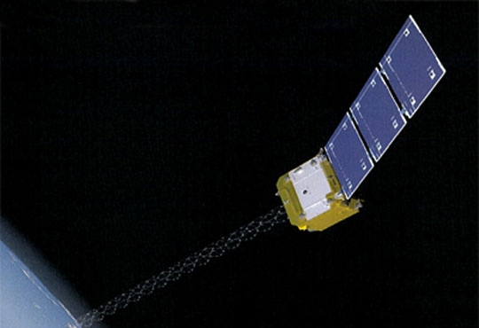 ORBCOMM Launches Its Firstsix OG2 Satellites