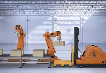 Warehouse Robotics Will Boost Market Readiness