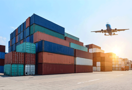 Air Freight Forwarding to Enhance Business Logistics