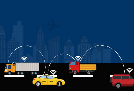 IoT Supports Fleet Management