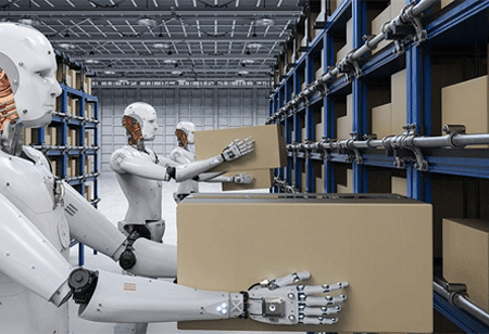 Boosting the Business Processes through Warehouse Digitization