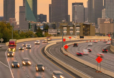 Future Roads for Smarter Transportation Management