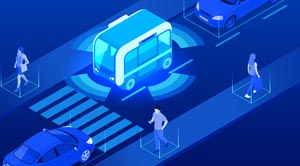 Role of Autonomous Vehicles in Automated Material Handling