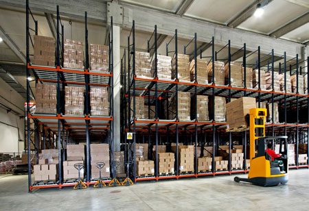 The Latest Trends in Warehouse Management