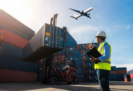 Reshaping Logistics Management with Modern Techniques