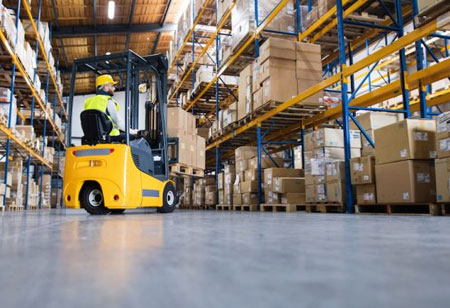 Automation: The Best Thing for Warehouse Workers