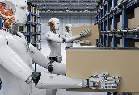 The Changing Face of Robotics in Warehouse Management