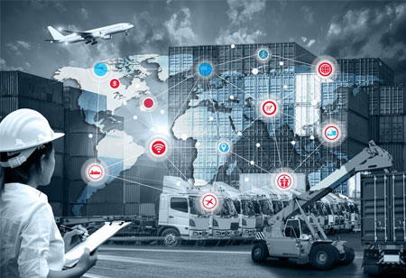 Artificial intelligence advances supply chain