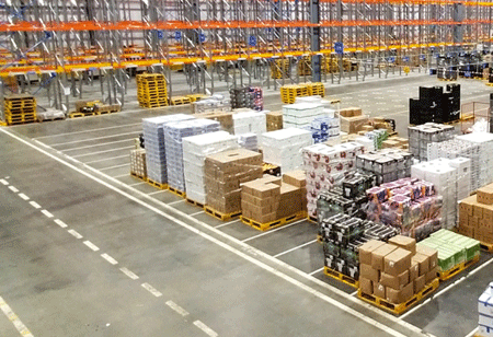 Delivering Integrated Logistics Solutions with Expansion of Innovative Warehouse Test Lab