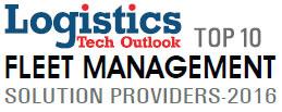 Top 10 Fleet Management Solution Companies - 2016
