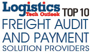 Top 10 Freight Audit and Payment Solution Companies - 2019