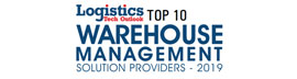 Top 10 Warehouse Management Solution Providers - 2019