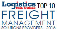 Top 10 Freight Management Solution Companies - 2016