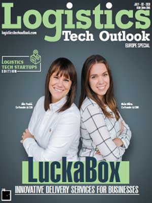 LuckaBox : Innovative Delivery Services For Businesses