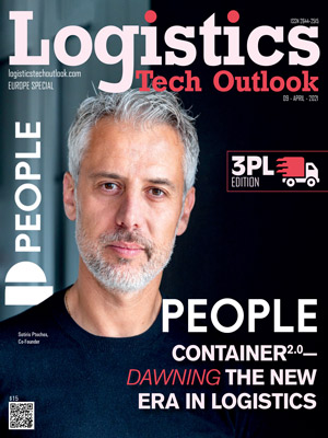 PEOPLE: Container<sup>2.0</sup>- Dawning the New Era in Logistics