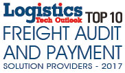 Top 10 Freight Audit and Payment Solution Companies - 2017